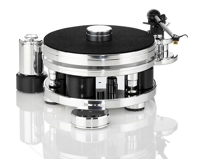 Plattenspieler Acoustic Solid 111 Metall