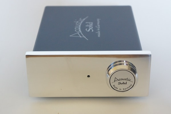 Phono Vorverstärker Acoustic Solid