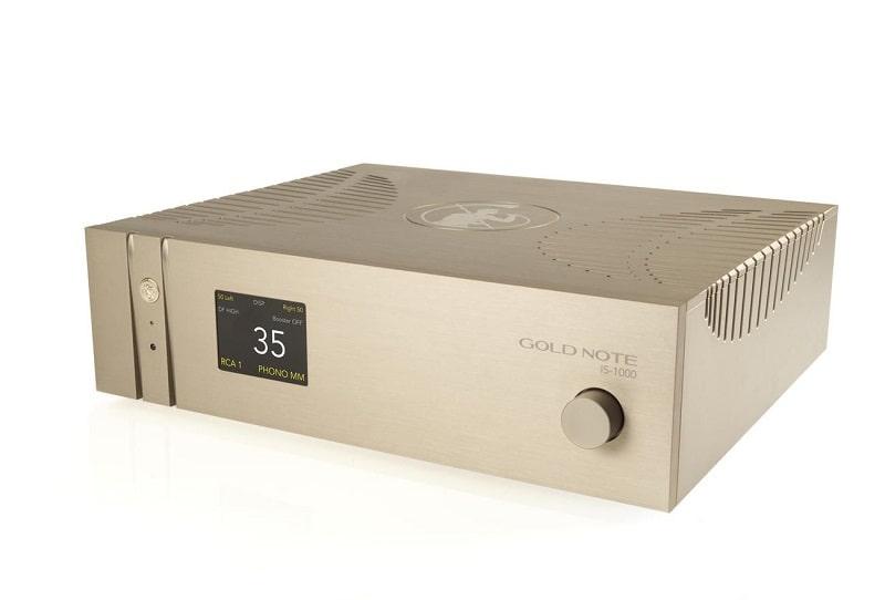 Goldnote Vollverstärker IS-1000 incl. Streamer