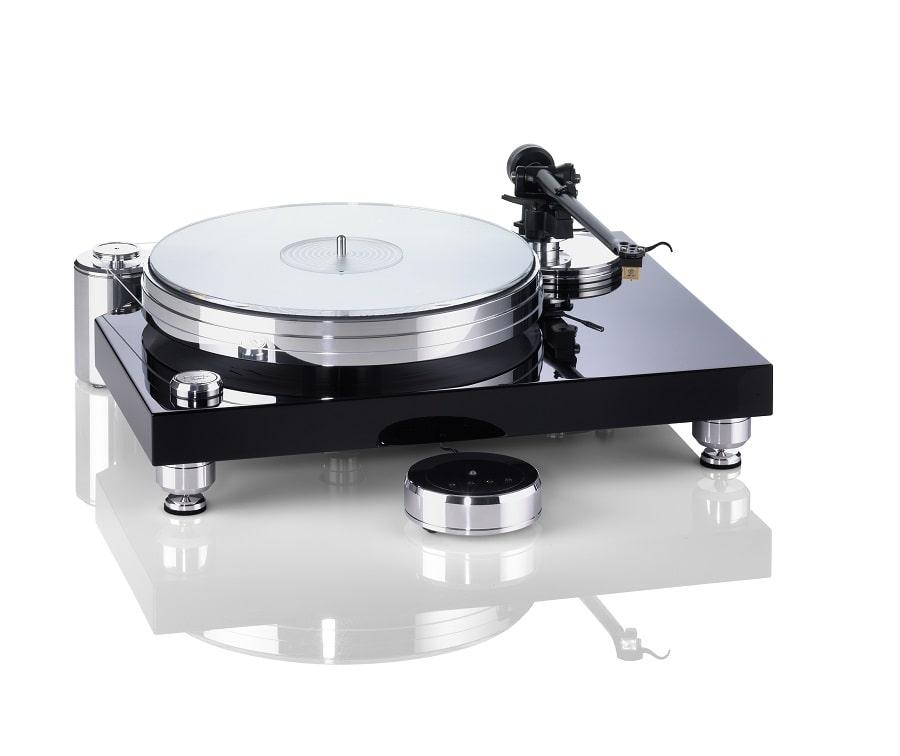 Plattenspieler Acoustic Solid Classic Black